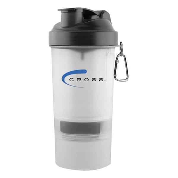 3 in 1 Shaker Cup - Clear