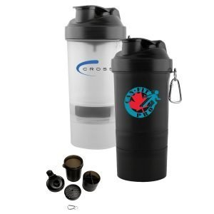 3 in 1 Shaker Cup range