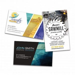 350gsm Standard Business Card