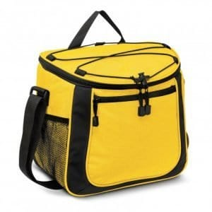 Aspiring Cooler Bag - Yellow