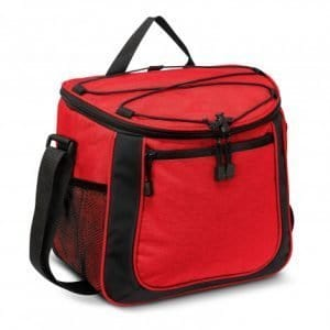 Aspiring Cooler Bag - Red