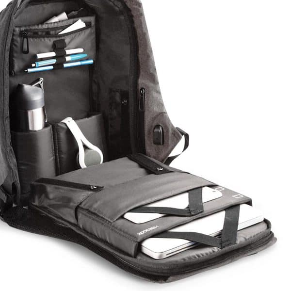 Bobby Anti Theft Backpack Inside