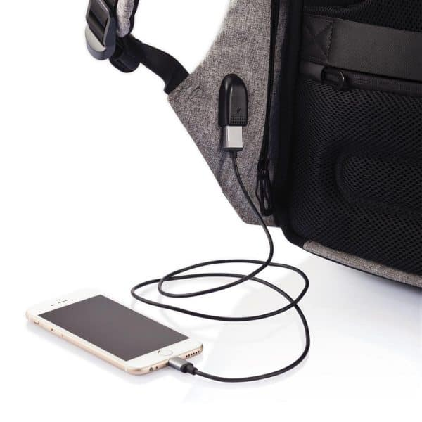 Bobby Anti Theft Backpack Recharge