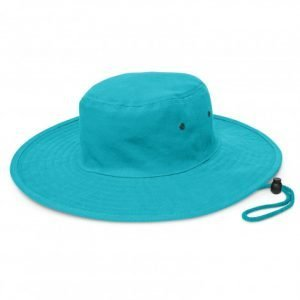Cabana Wide Brim Hat - Light Blue