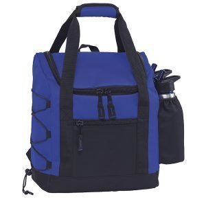 Cooler Runner Backpack Bag Royal