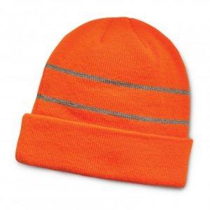 Everest Hi Vis Beanie - Orange