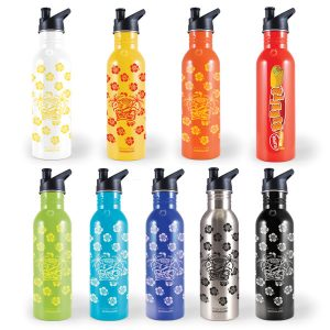 Hike Drink Bottle range