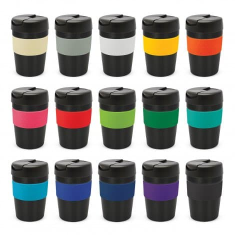 Java Vacuum Cup - black cup without branding