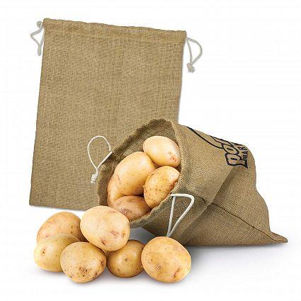 Jute Produce Bags Large