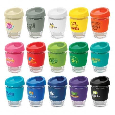 Metro Cup range with branding