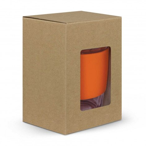 Metro Cup in natural coloured box