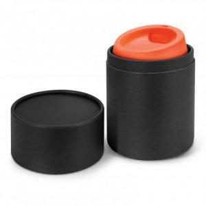 Metro Cup in black coloured tube packaging
