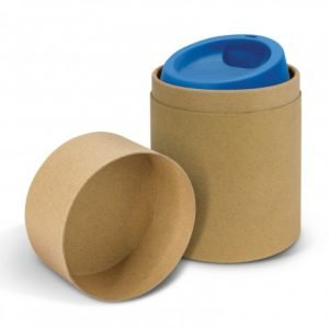 Metro Cup Cork Band in natural coloured tube packaging