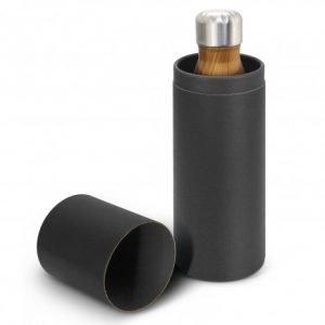 Mirage Heritage Vacuum Bottle in black gift box