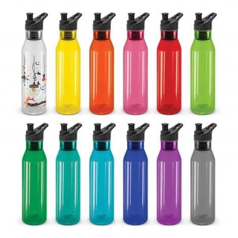 Nomad Bottle Translucent range