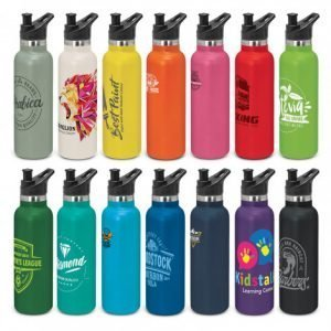 Nomad Vacuum Bottle Powder Coated range