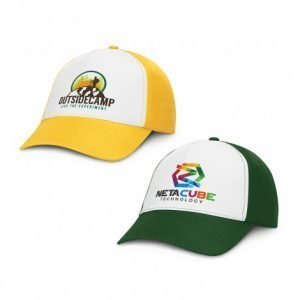Oregon Cap White Front