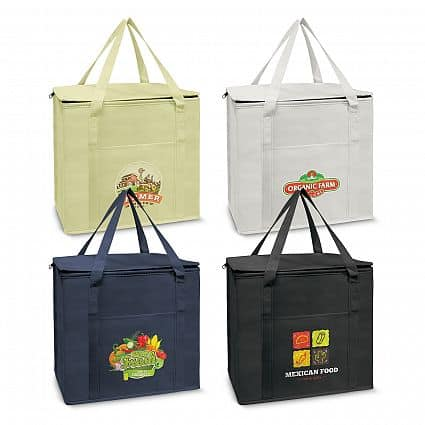Sierra Shopping Cooler Bag