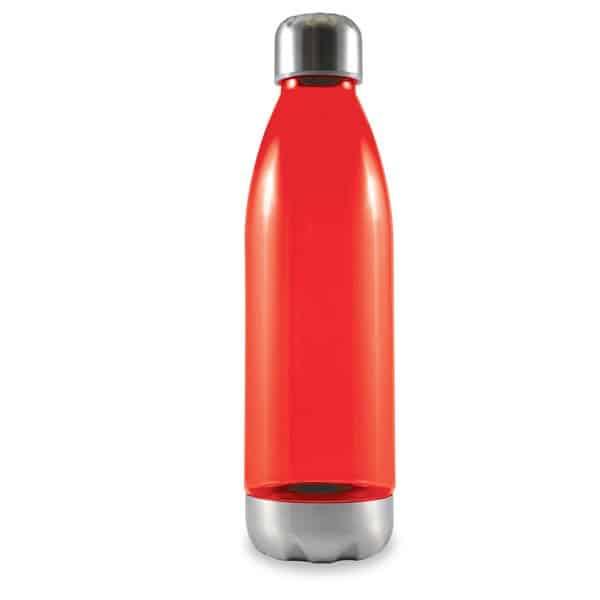 Soda Drink Bottle - Red