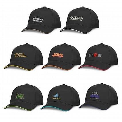Swift Premium Black Cap