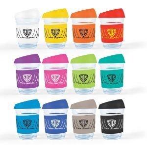 Vienna Glass Coffee Cup range