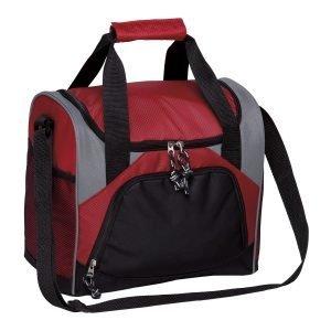 bistro cooler red black grey right