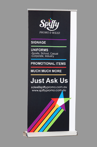 pullup banner sample