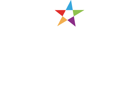 spiffy white logo