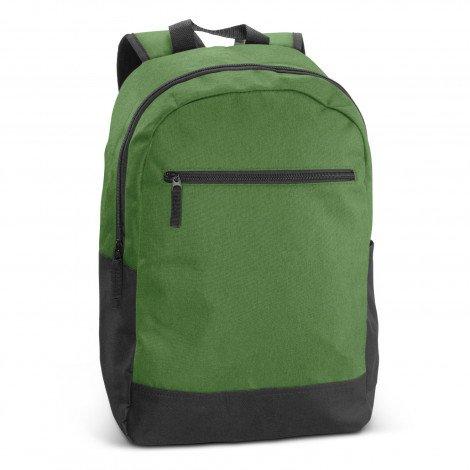 Corolla Backpack - Green