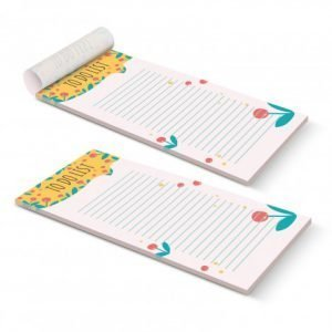 DLE Vertical Note Pad 50 Leaves