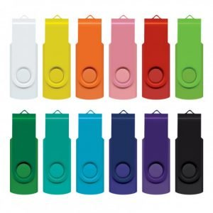 Helix 4GB Mix Match Flash Drive range