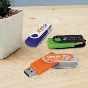 Helix 4GB Mix Match Flash Drive