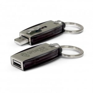 Key Ring Flash Drive