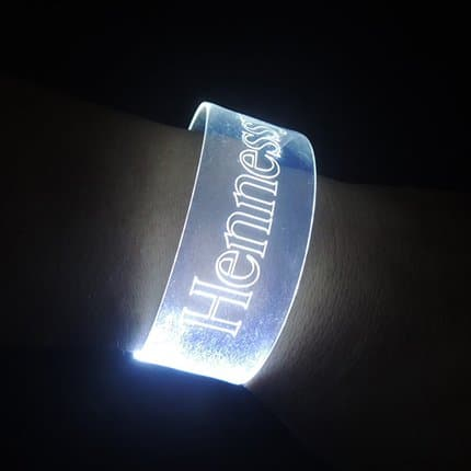 LED Magnetic Laser Band