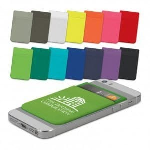 Lycra Phone Wallet range