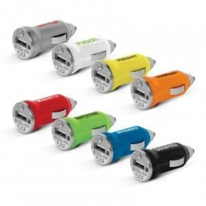 Mini Car Charger range