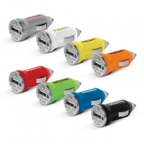 Mini Car Charger range