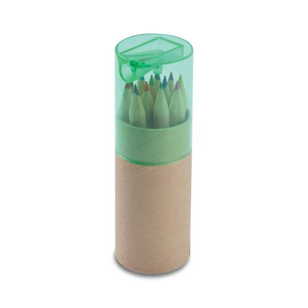 Rembrandt Pencils in Tube - Green