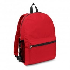 Scholar Backpack- Red