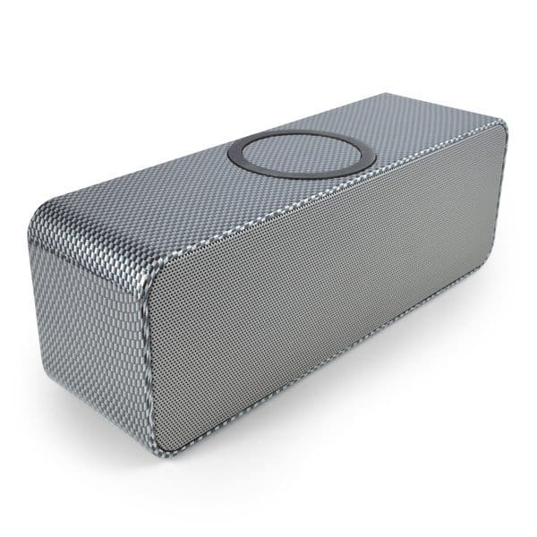 Shogun Speaker and Inductive Charger without branding