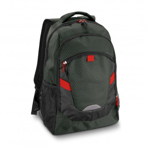 Summit Backpack - Orange