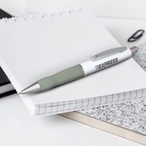 Turbo Pen White Barrel
