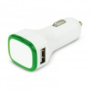 Zodiac Car Charger - Green