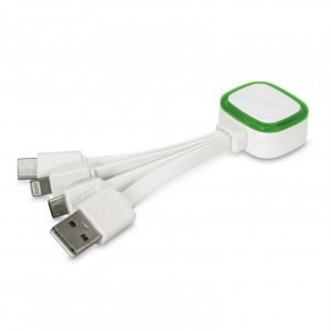 Zodiac Charging Cable - Green