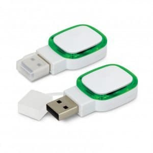 Zodiac Flash Drive - Green