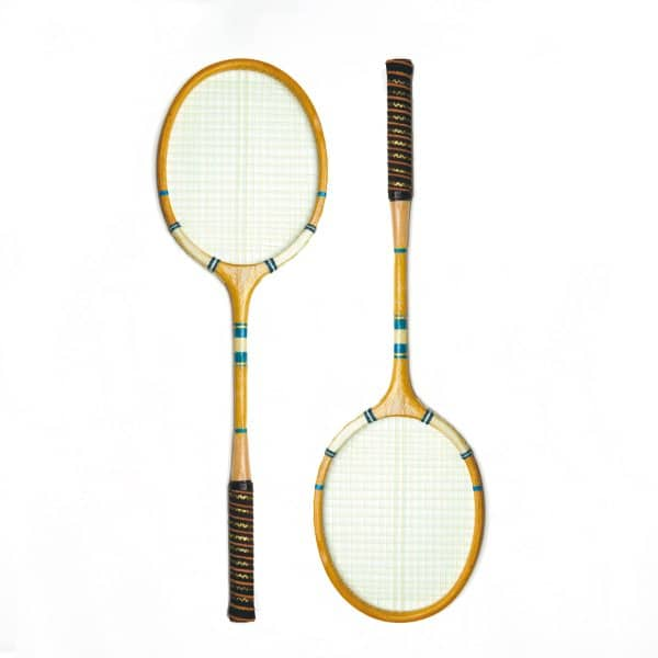 Backyard Badminton Set - rackets
