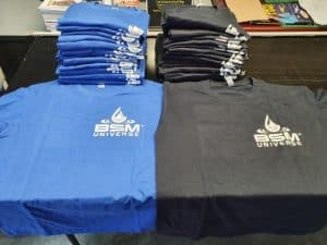 business apparel t-shirts