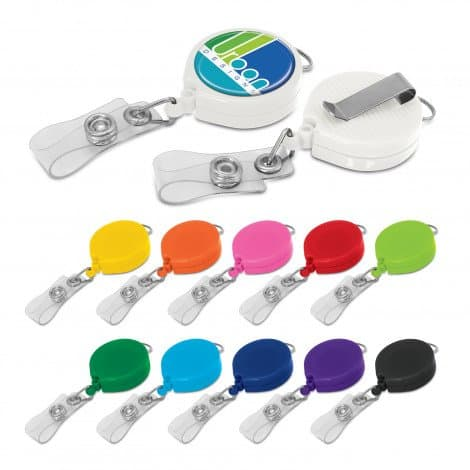Alta Retractable ID Holder range