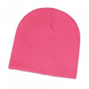 Commando Beanie - Pink