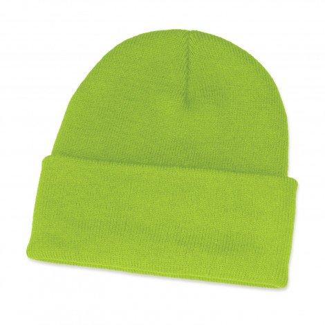 Everest Beanie - Bright Green